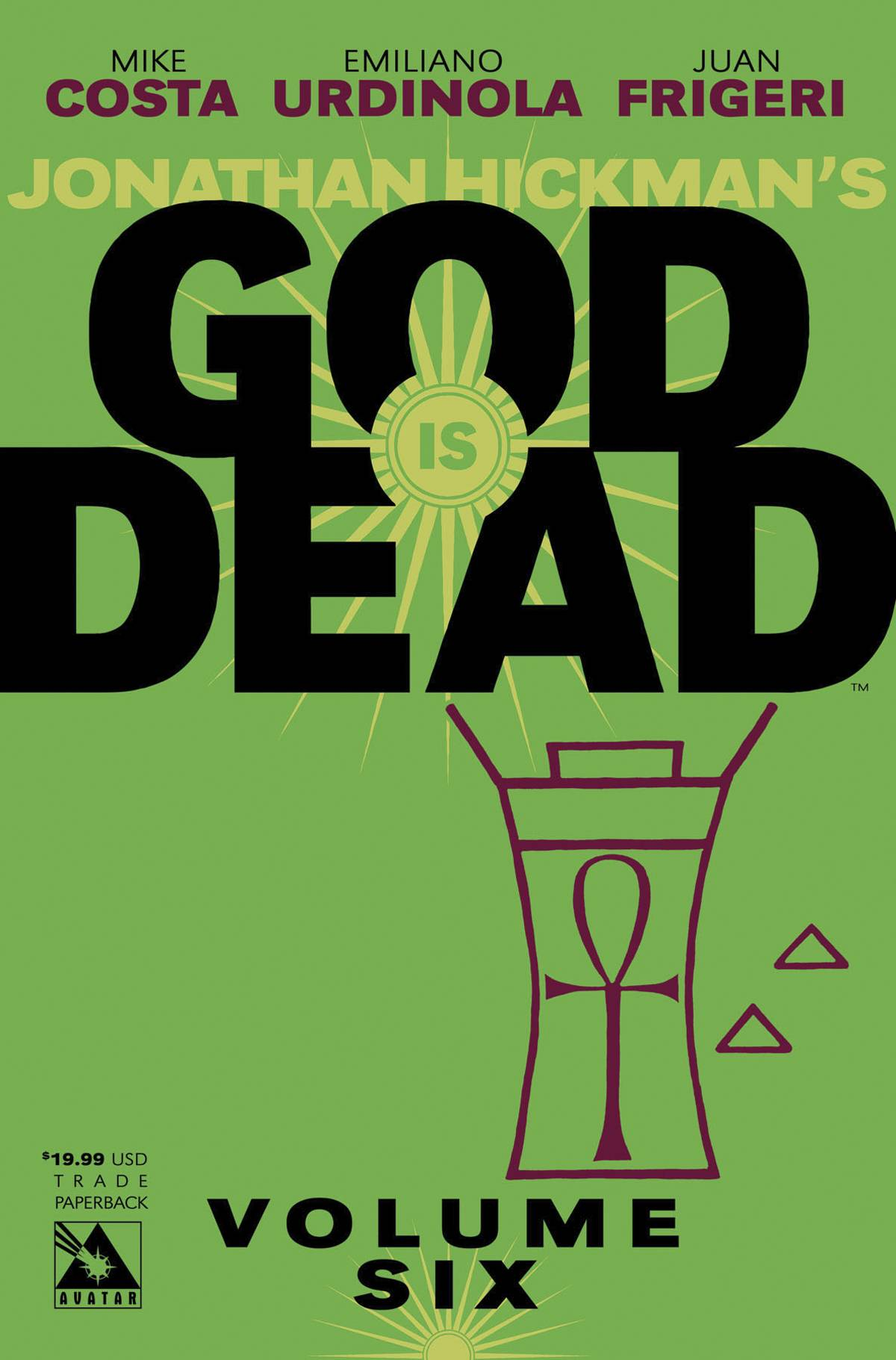 GOD IS DEAD TP VOL 06 (JUL151005) (MR)