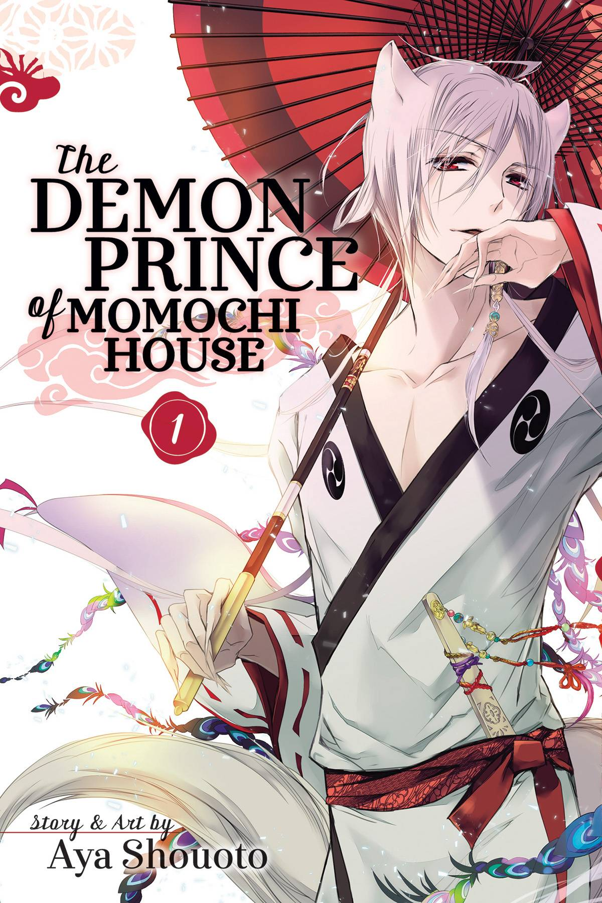 DEMON PRINCE OF MOMOCHI HOUSE GN VOL 01