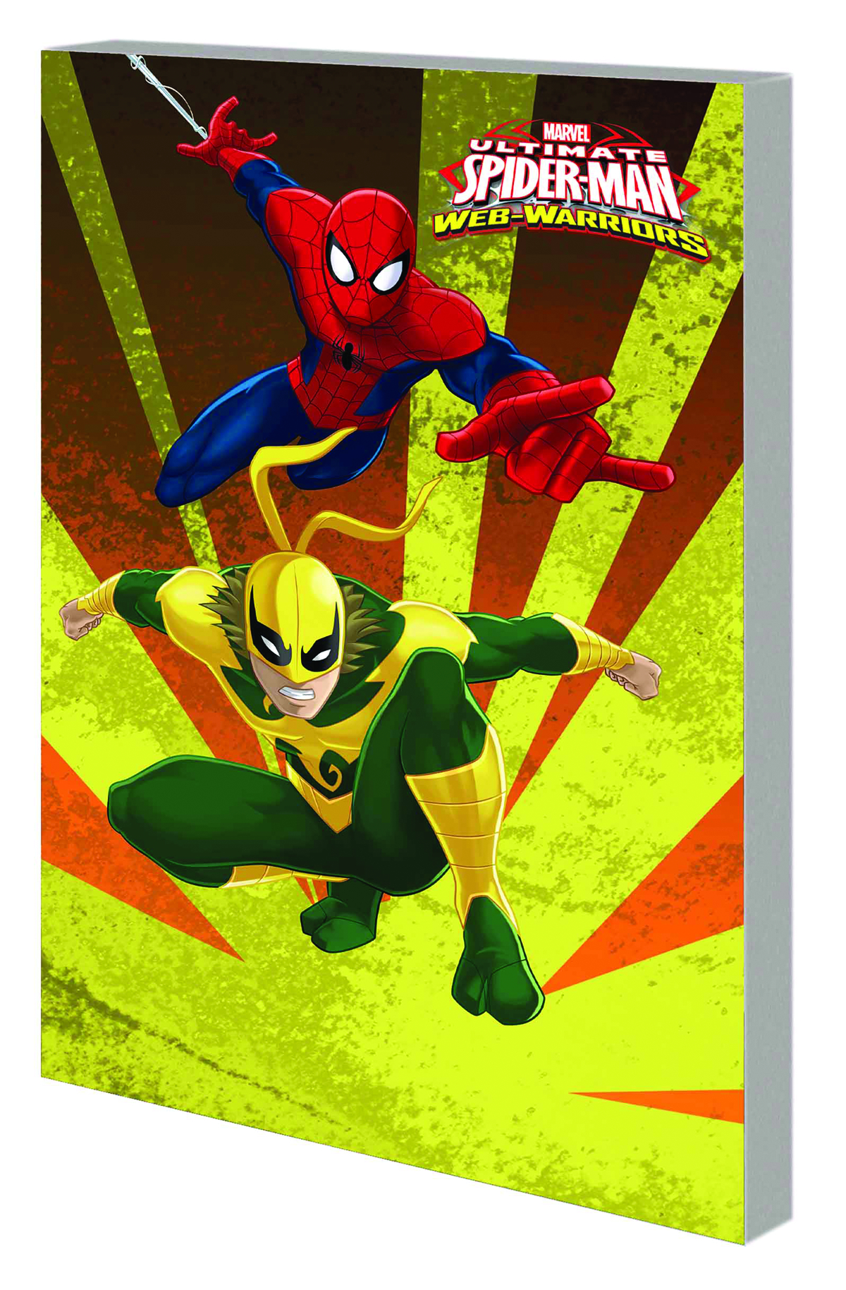 MU ULT SPIDER-MAN WEB WARRIORS DIGEST TP VOL 02