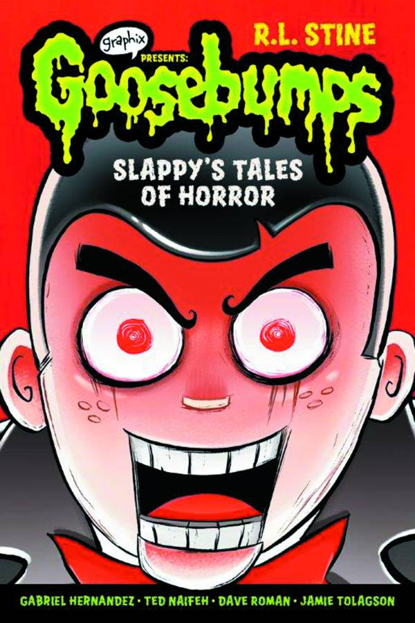 GOOSEBUMPS GRAPHIX FULL COLOR TP VOL 01 SLAPPYS TALES HORROR