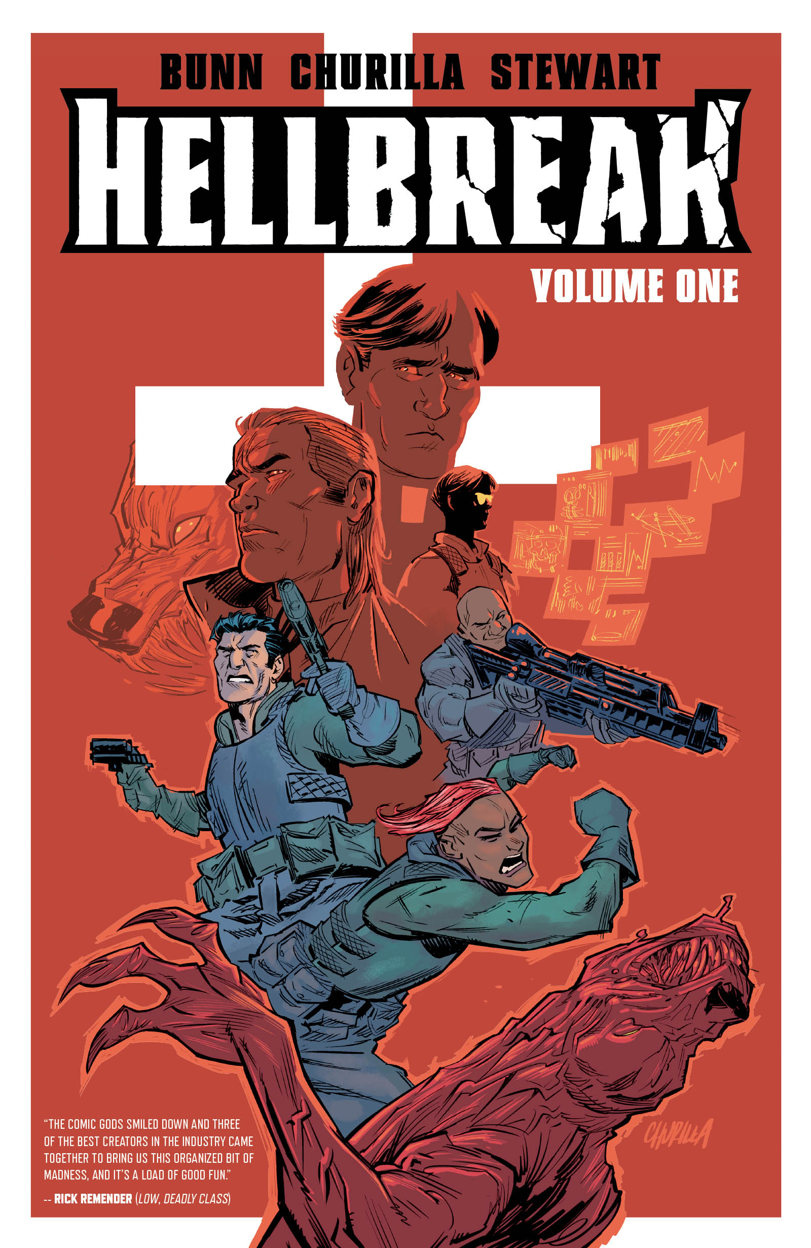 HELLBREAK TP VOL 01 (MR)