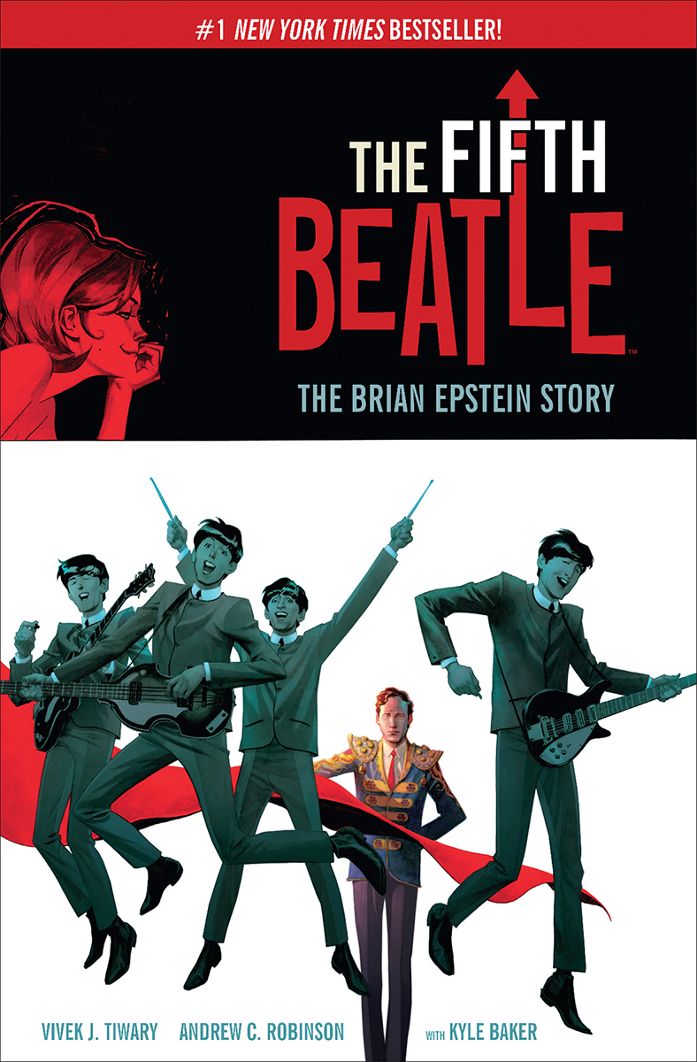 FIFTH BEATLE BRIAN EPSTEIN STORY EXPANDED ED TP