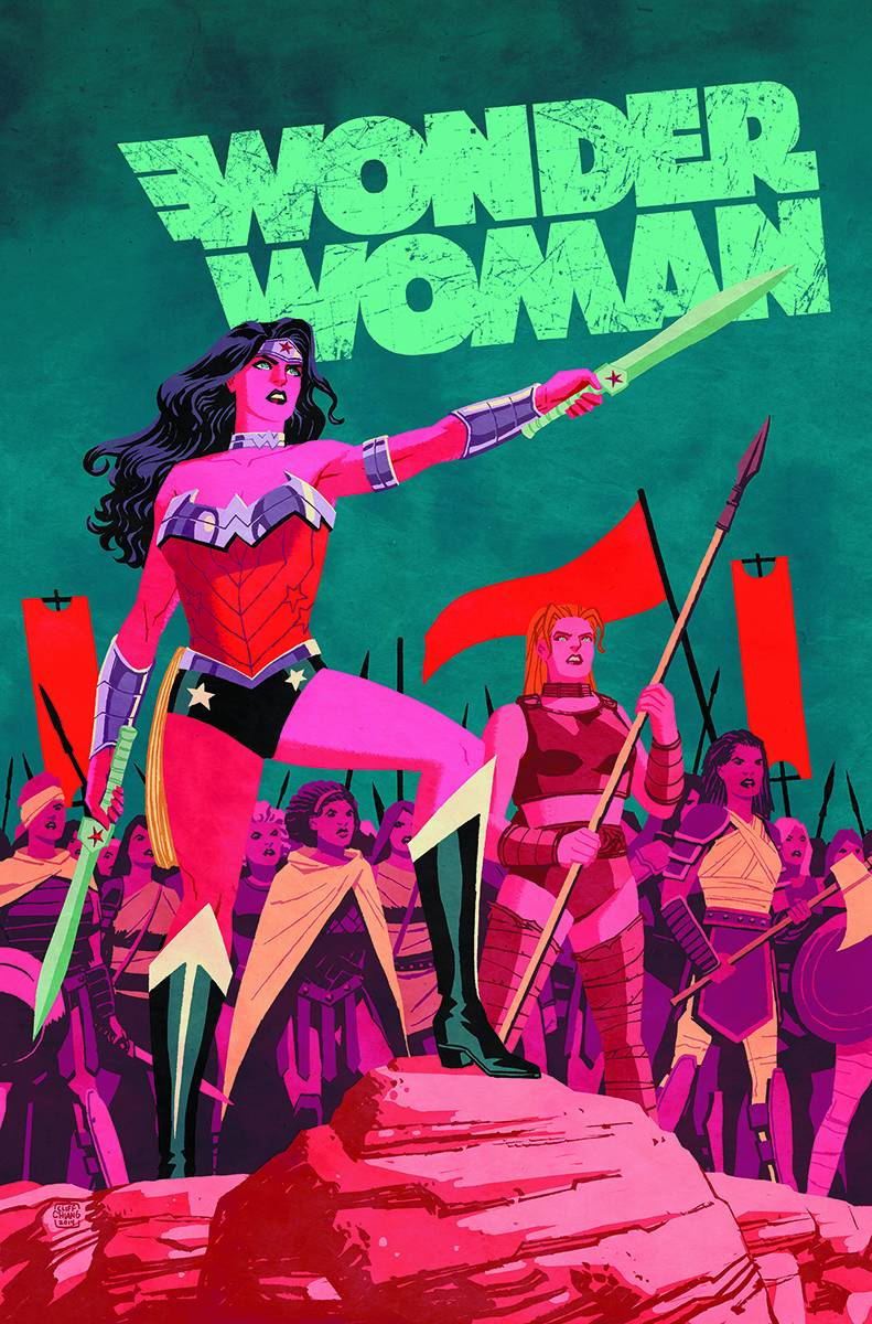 WONDER WOMAN TP VOL 06 BONES (N52)