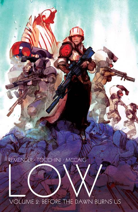 LOW TP VOL 02 BEFORE THE DAWN BURNS US (AUG150536)