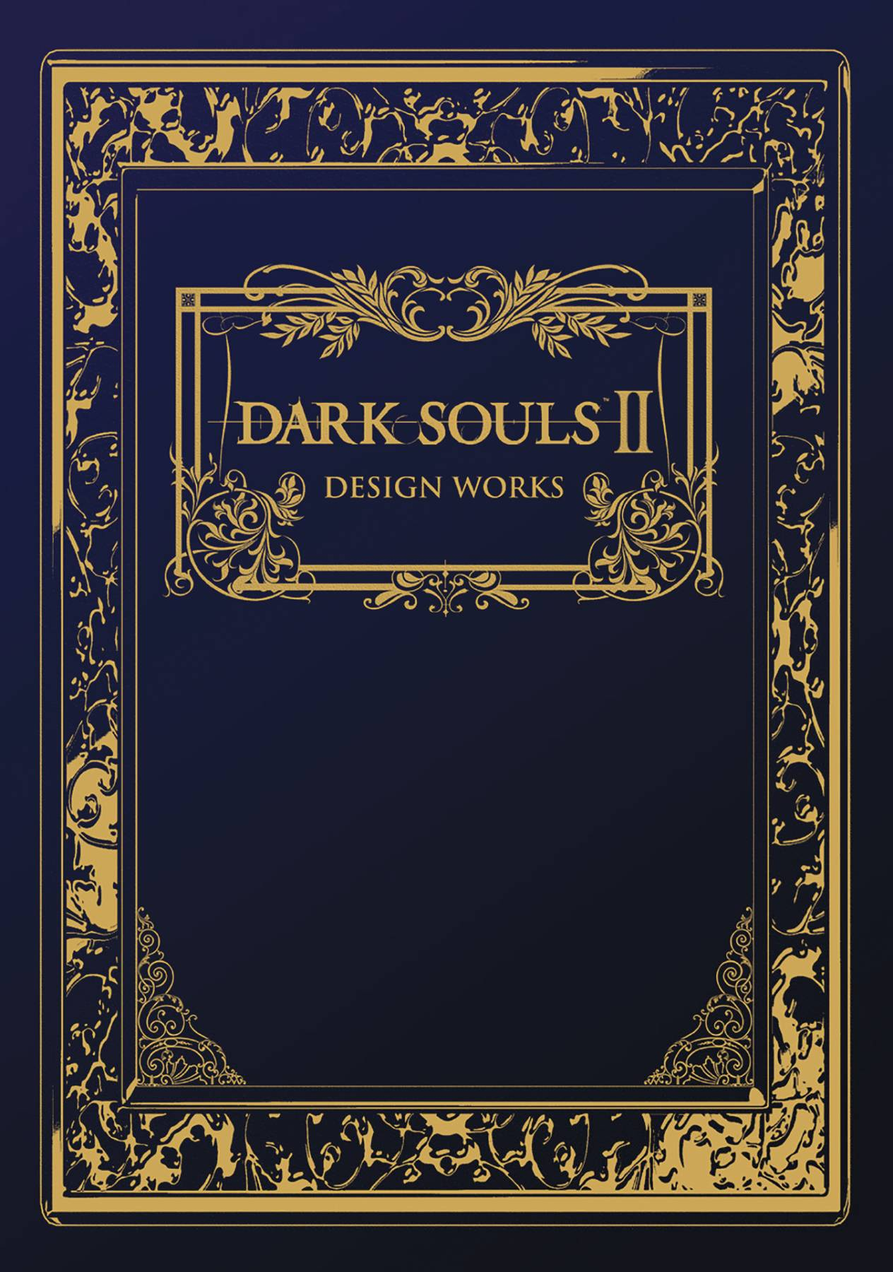 DARK SOULS II DESIGN WORKS HC