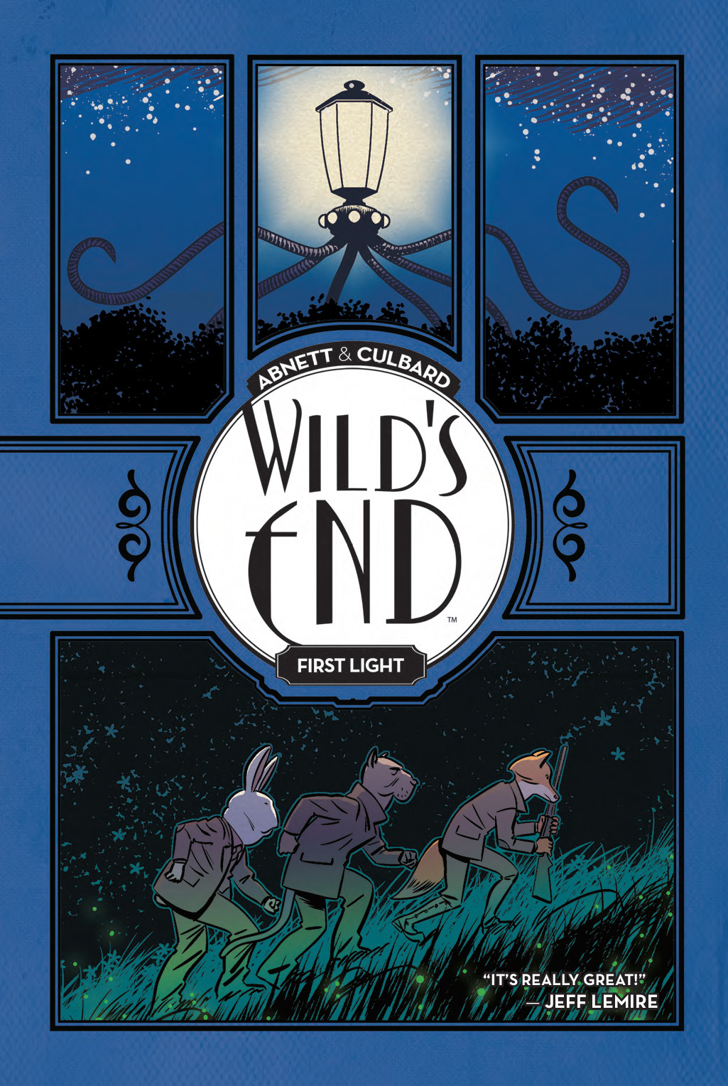 WILDS END TP VOL 01 FIRST LIGHT