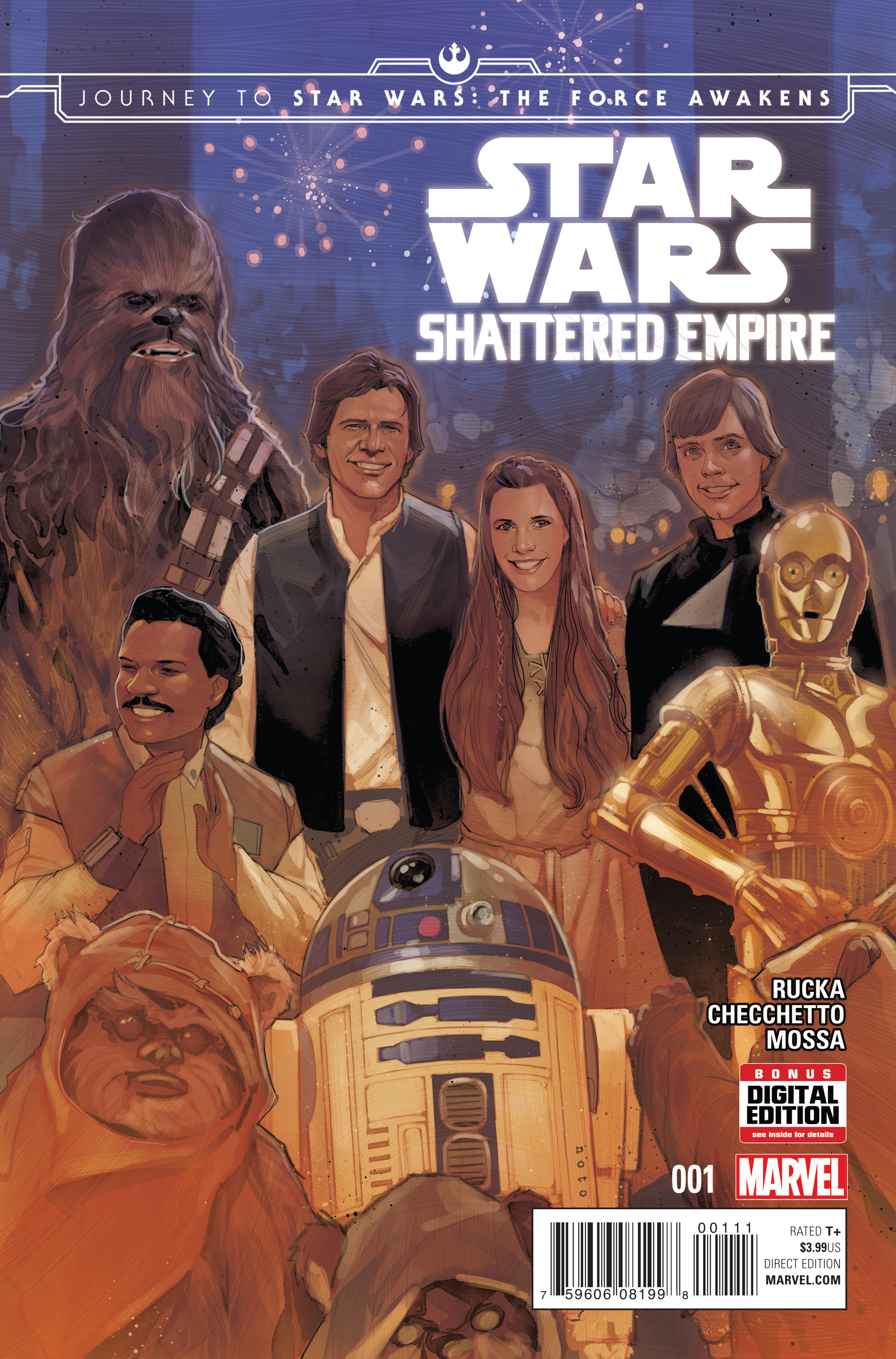 JOURNEY STAR WARS FASE #1 (OF 4)
