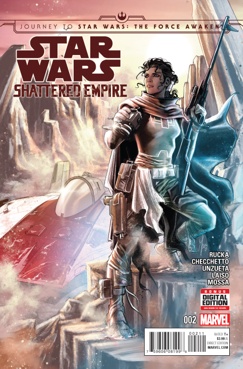 JOURNEY STAR WARS FASE #2 (OF 4)