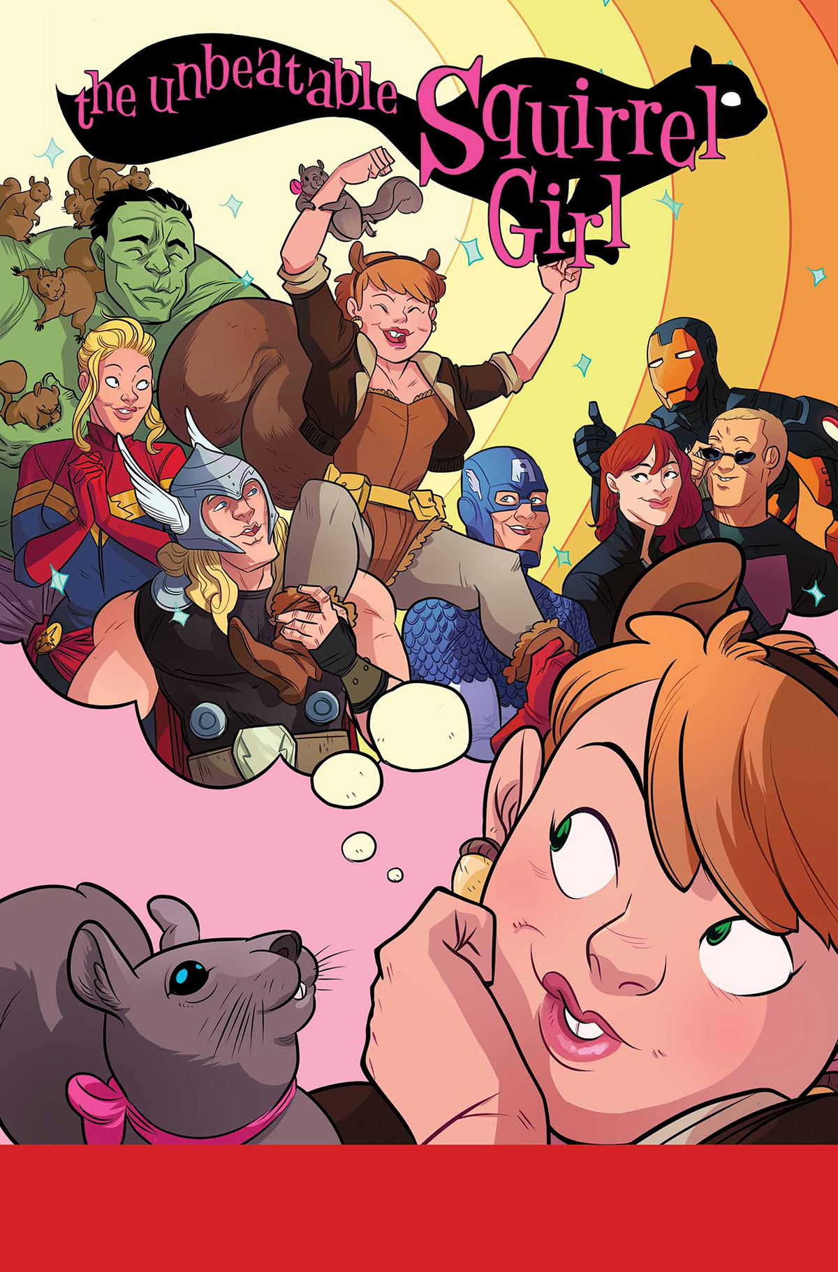 TRUE BELIEVERS UNBEATABLE SQUIRREL GIRL #1
