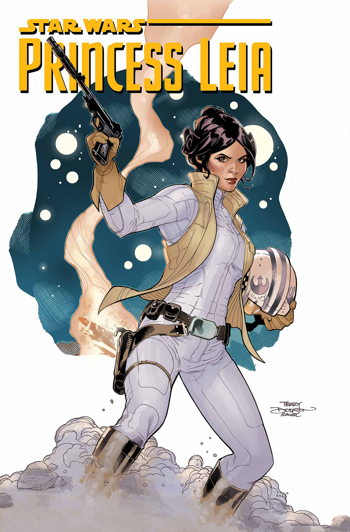 TRUE BELIEVERS STAR WARS PRINCESS LEIA #1
