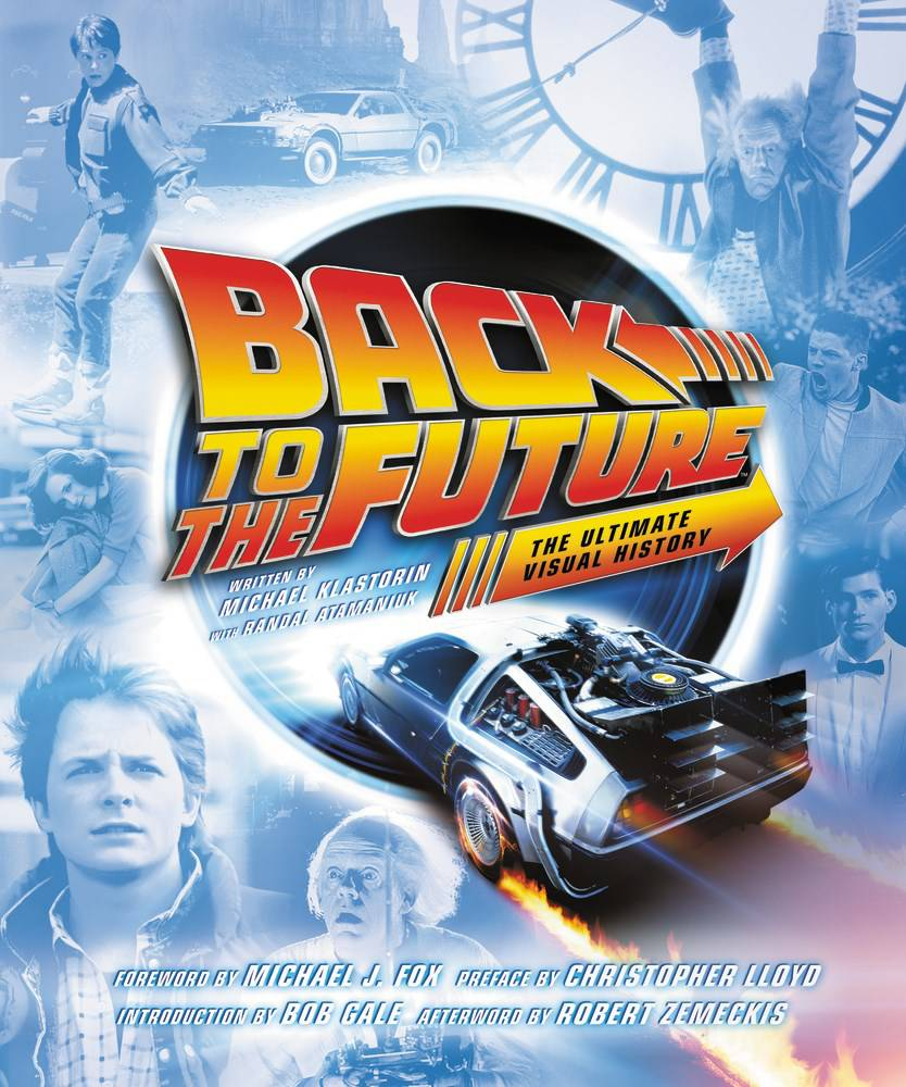 BACK TO THE FUTURE ULTIMATE VISUAL HISTORY HC