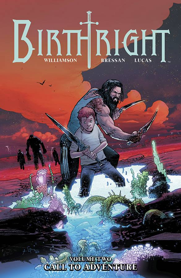 (USE JAN208016) BIRTHRIGHT TP VOL 02