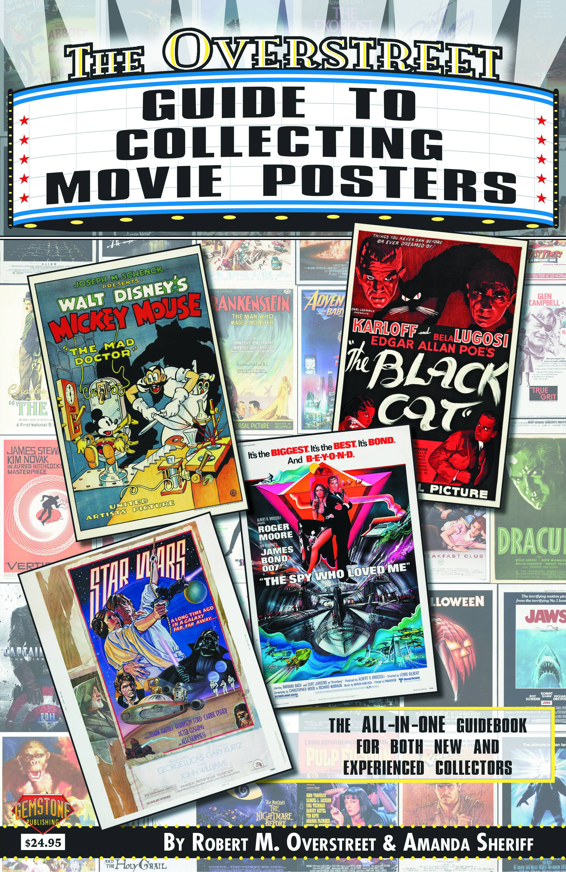 OVERSTREET GUIDE SC COLLECTING MOVIE POSTERS