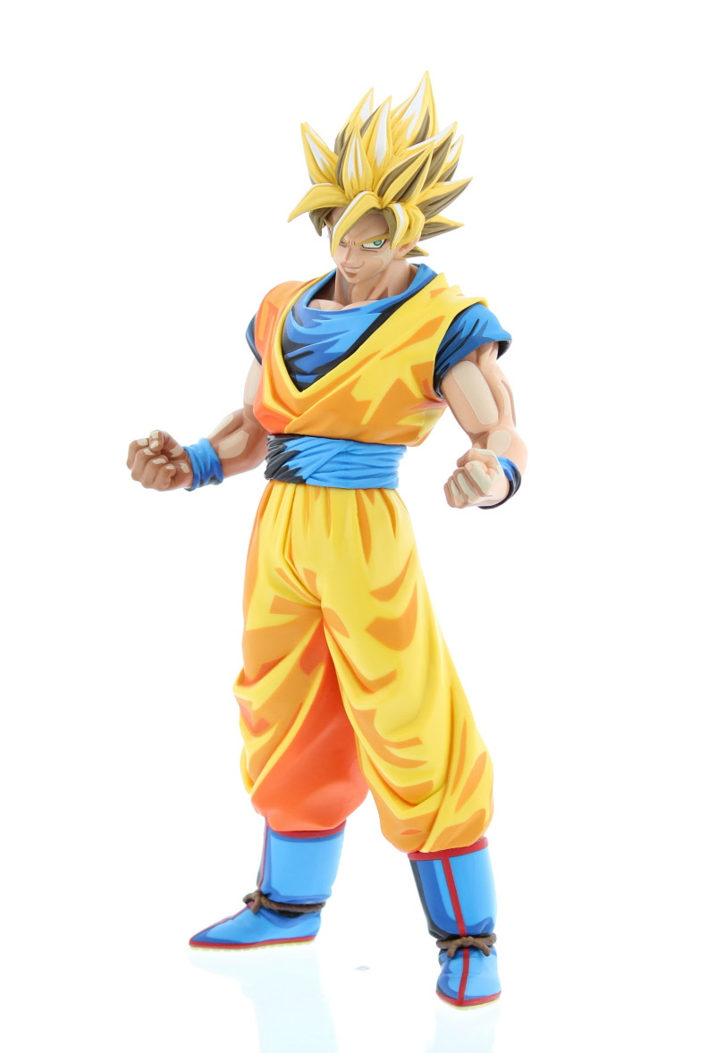 DBZ THE SON GOKU 10IN PVC FIG
