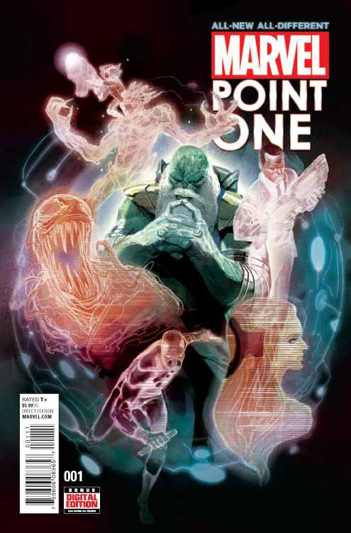 ALL NEW ALL DIFFERENT POINT ONE #1