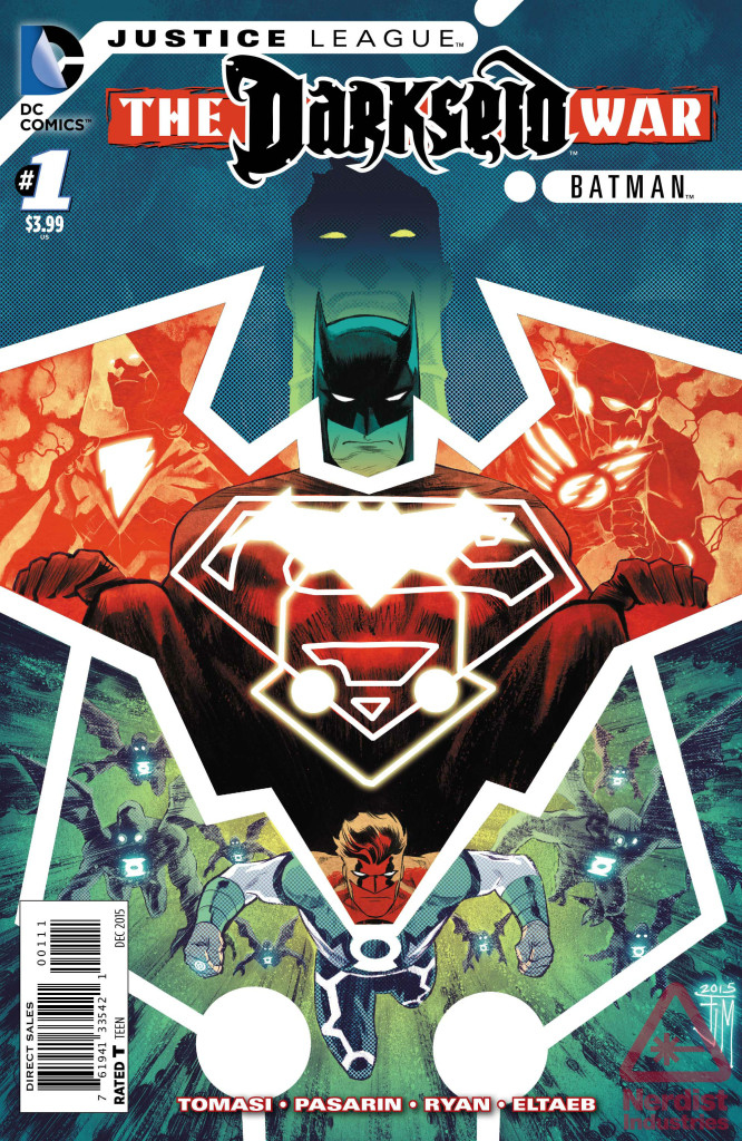 JUSTICE LEAGUE DARKSEID WAR BATMAN #1