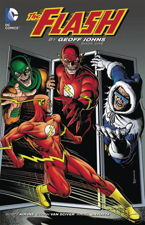 FLASH BY GEOFF JOHNS TP BOOK 01