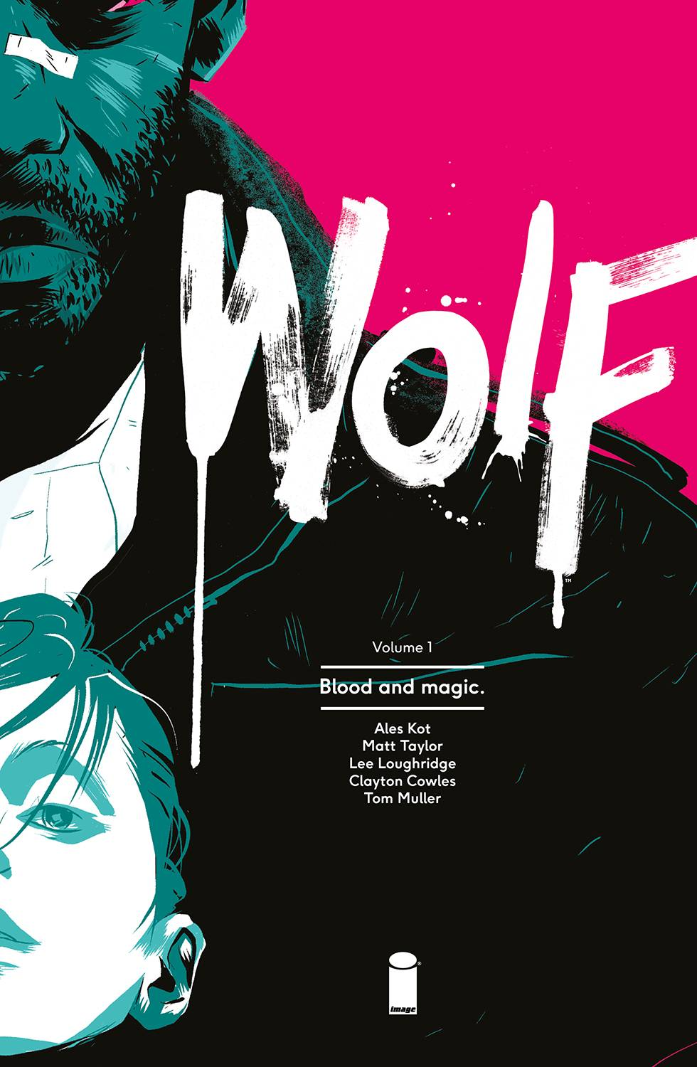 WOLF TP VOL 01 (SEP150551) (MR)