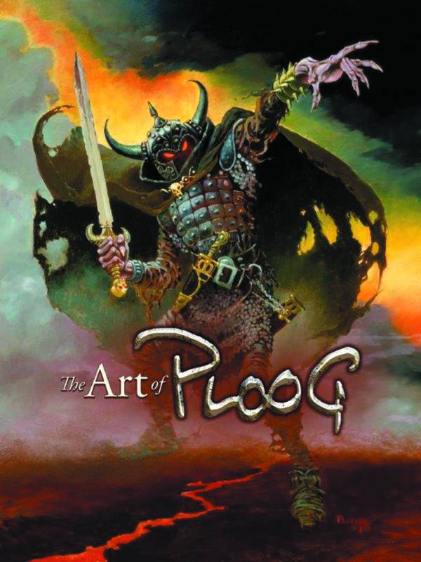 ART OF PLOOG HC VOL 01