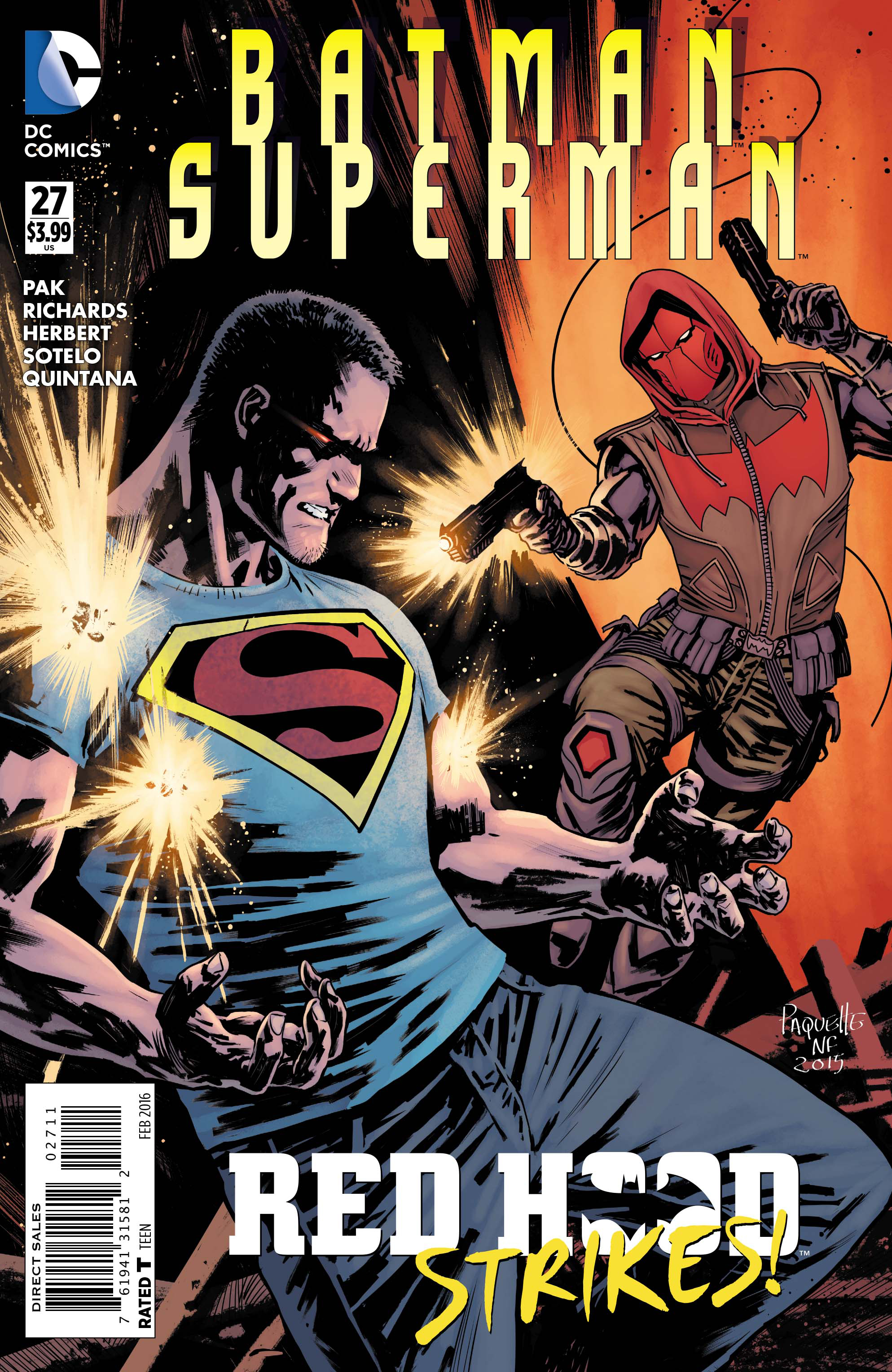 BATMAN SUPERMAN #27