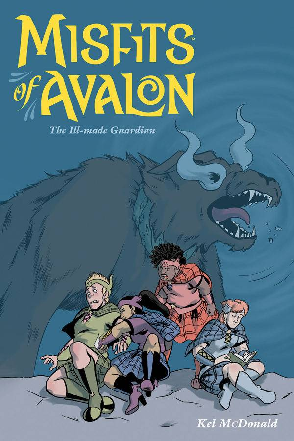 MISFITS OF AVALON TP VOL 02 THE ILL MADE GUARDIAN (NOV150071