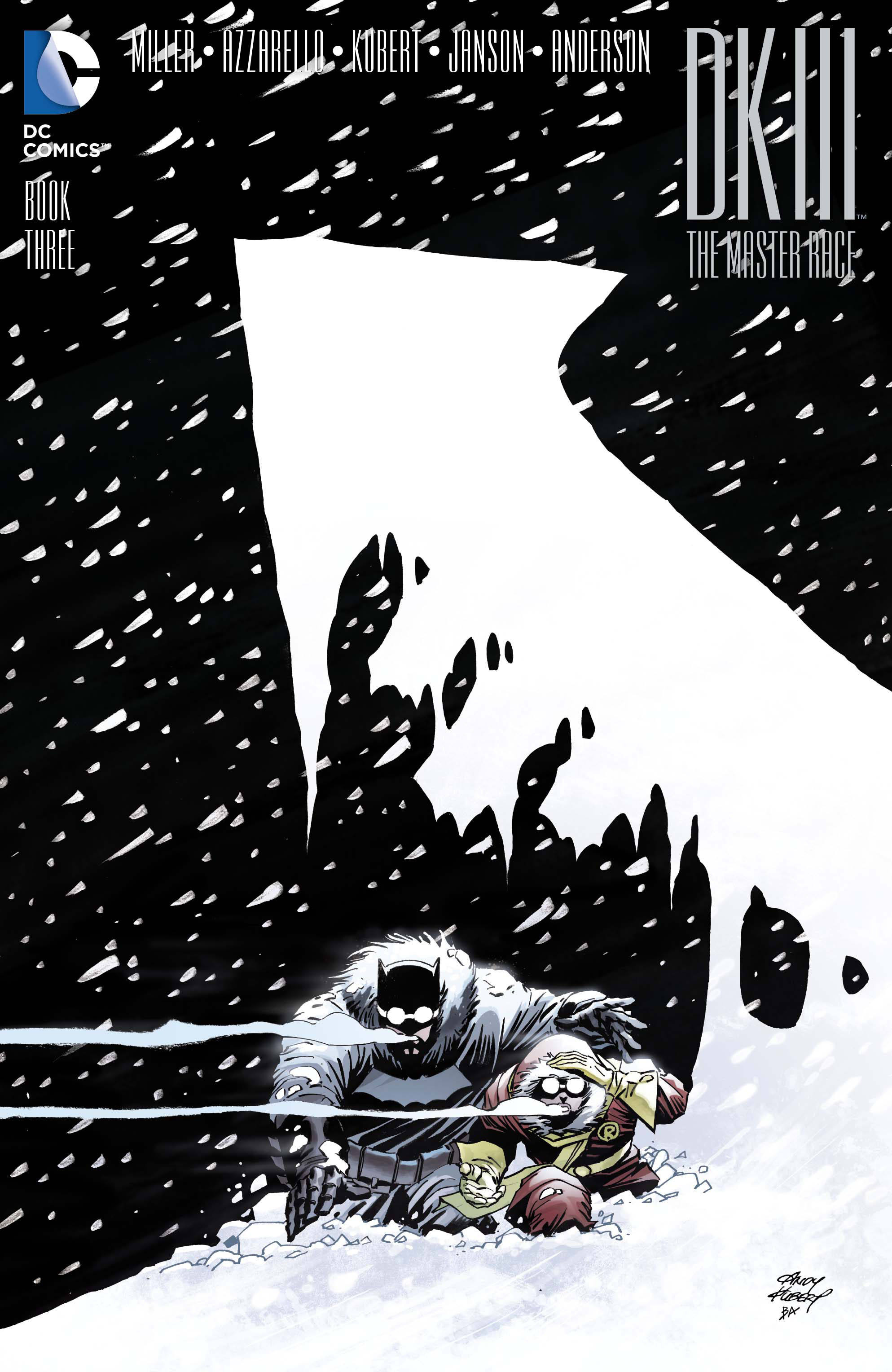 DARK KNIGHT III MASTER RACE #3 (OF 8)