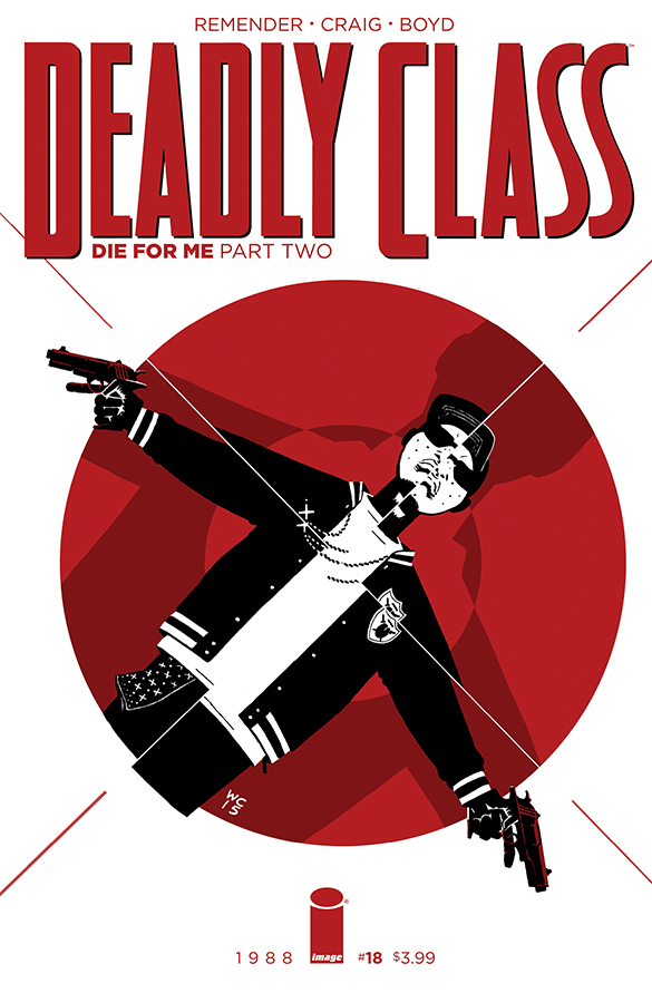 DEADLY CLASS #18 (MR)