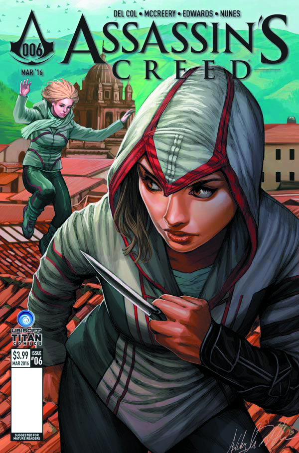 ASSASSINS CREED #6 CVR C WITTER