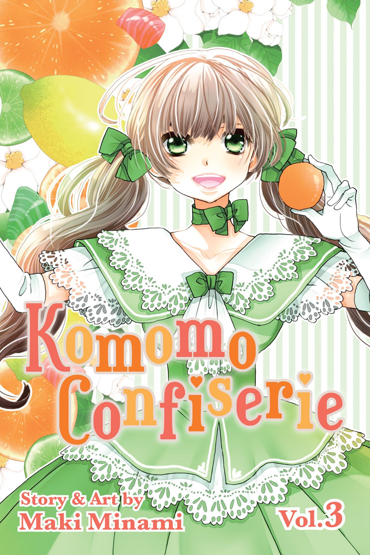 KOMOMO CONFISERIE GN VOL 03