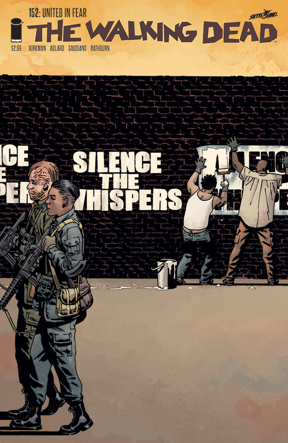 WALKING DEAD #152 (MR)