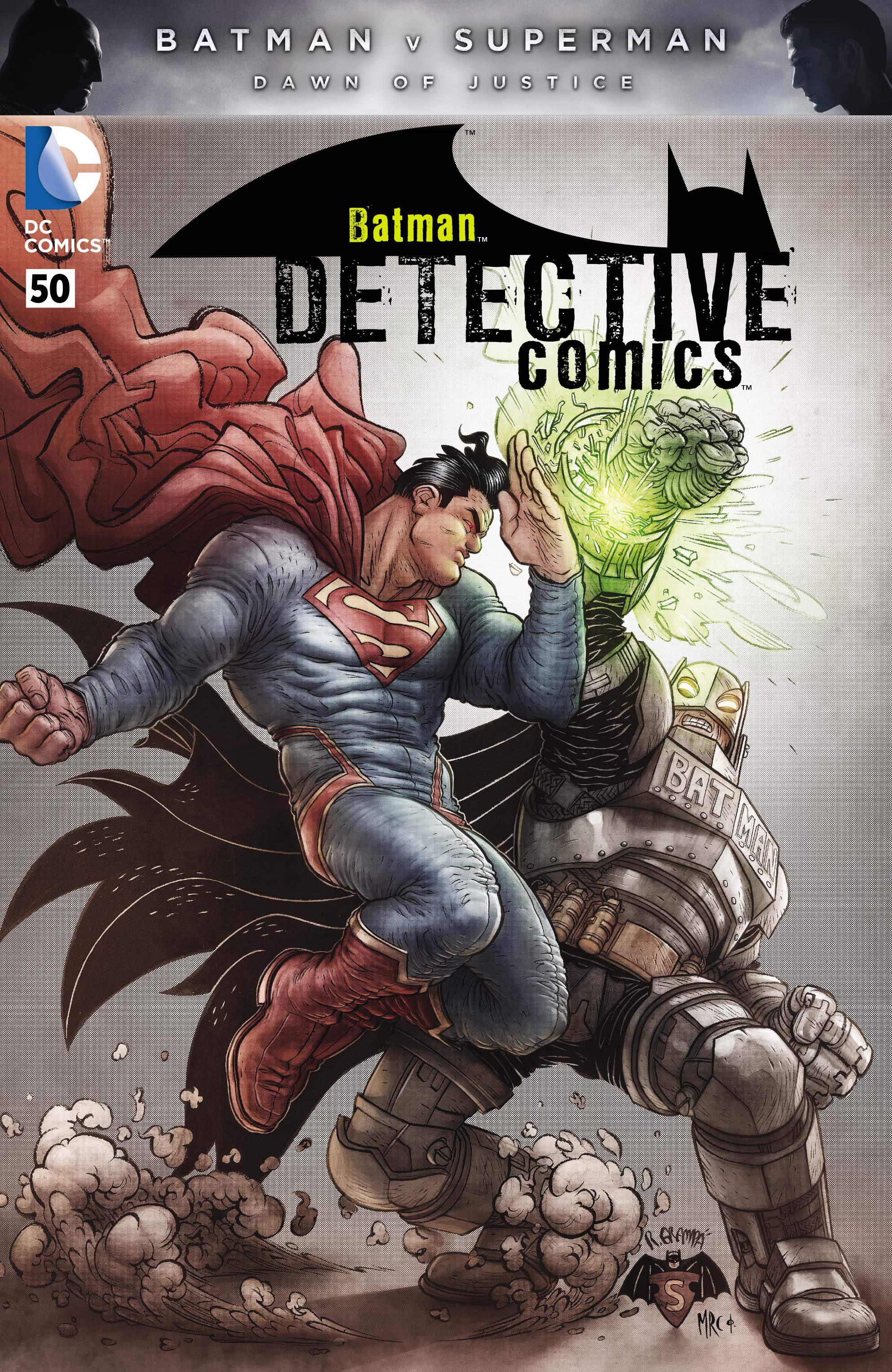 DETECTIVE COMICS #50 POLYBAG VAR ED (NOTE PRICE)