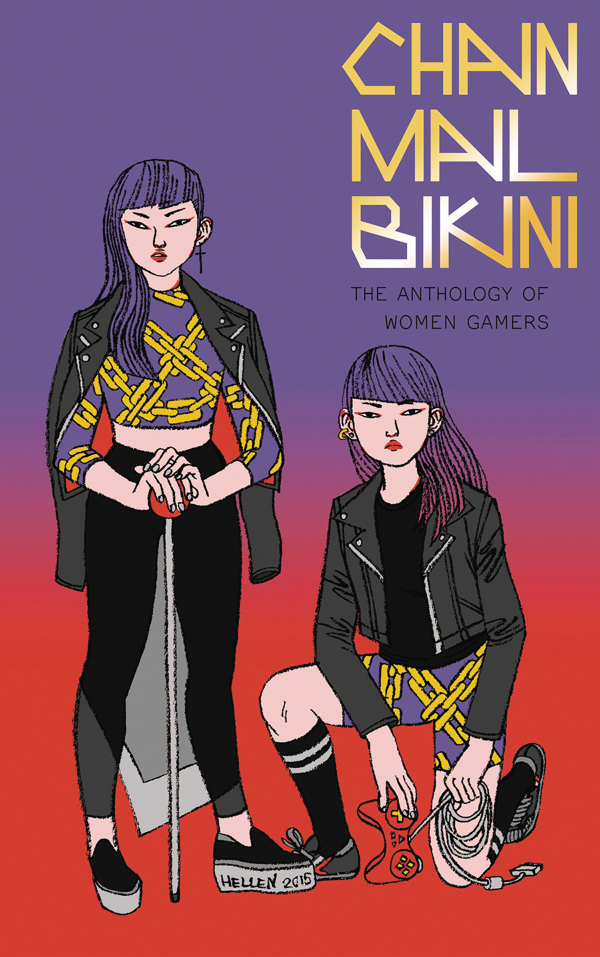 CHAINMAIL BIKINI ANTHOLOGY OF WOMEN GAMERS (MR)