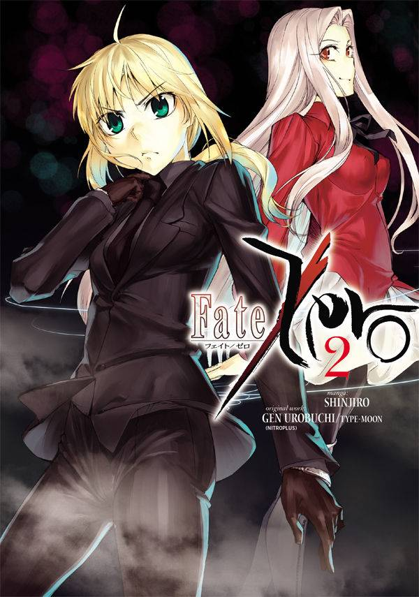 FATE ZERO TP VOL 02 (MR)