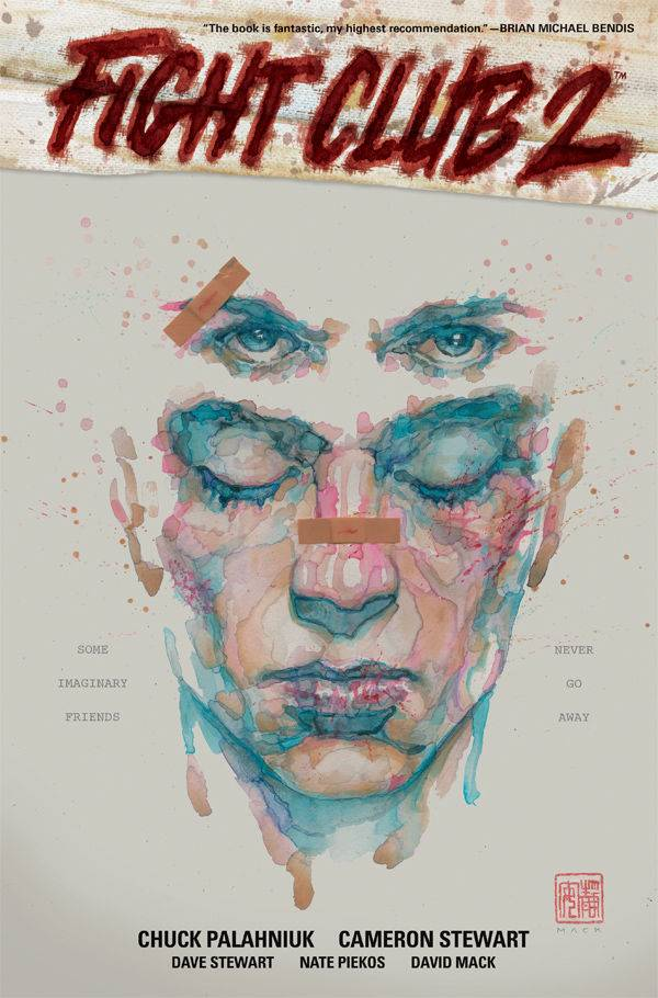 FIGHT CLUB 2 HC (FEB160014) (MR)