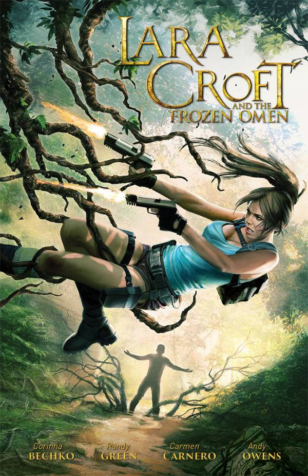 LARA CROFT AND THE FROZEN OMEN TP