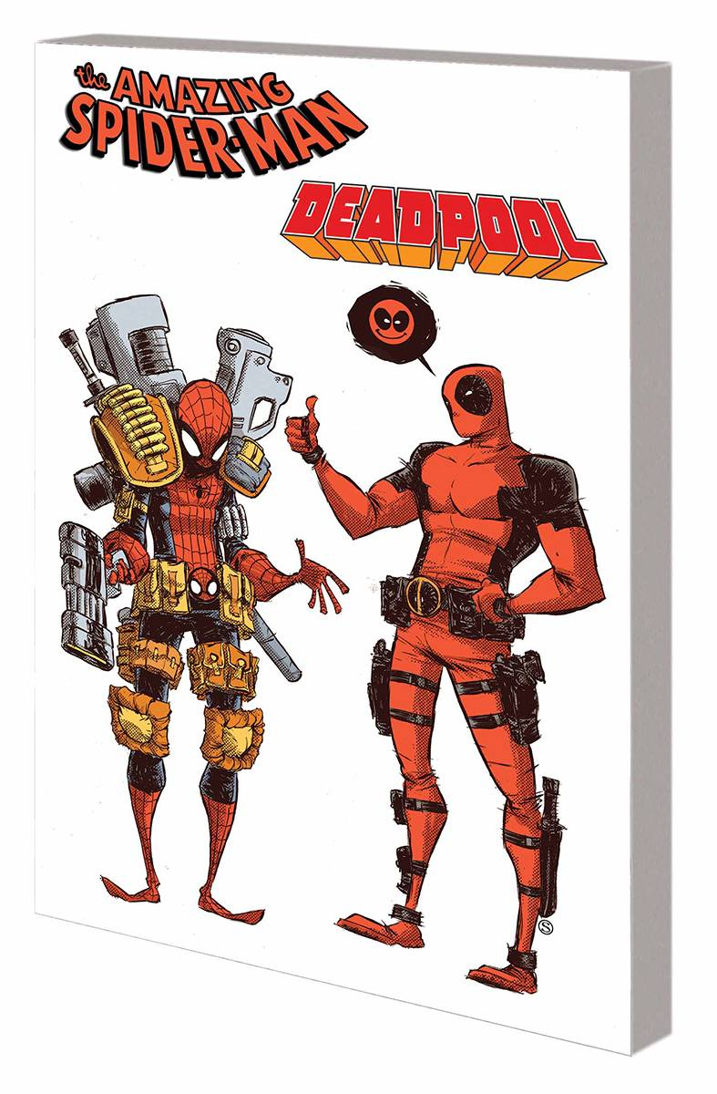 SPIDER-MAN DEADPOOL TP VOL 00 DONT CALL IT TEAM UP