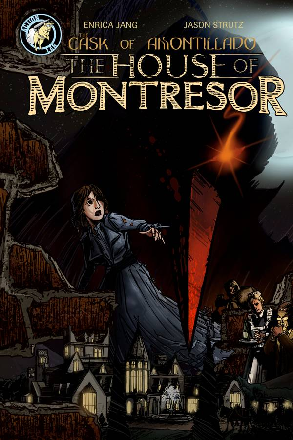 HOUSE OF MONTRESOR TP (NOTE PRICE)