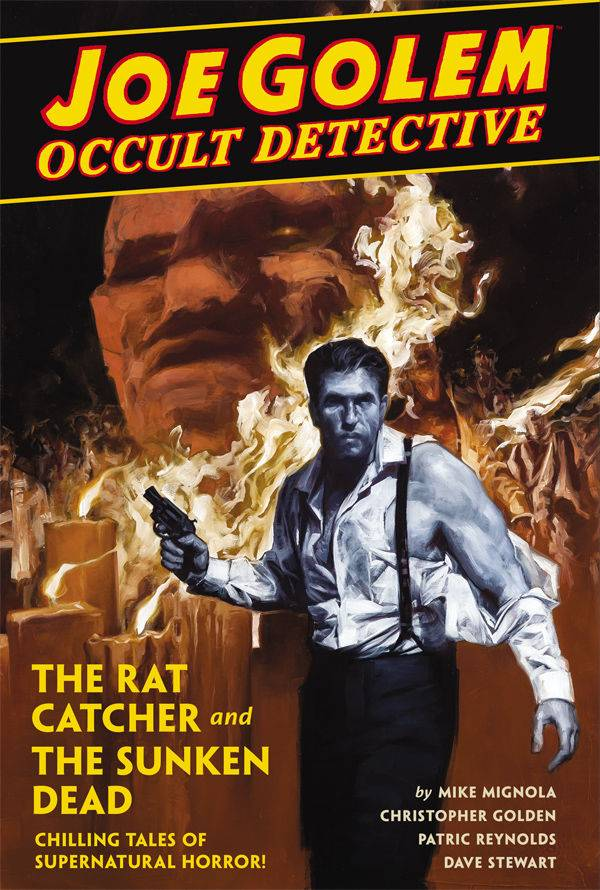 JOE GOLEM OCCULT DET HC VOL 01 RAT CATCHER & SUNKEN DEAD (MA