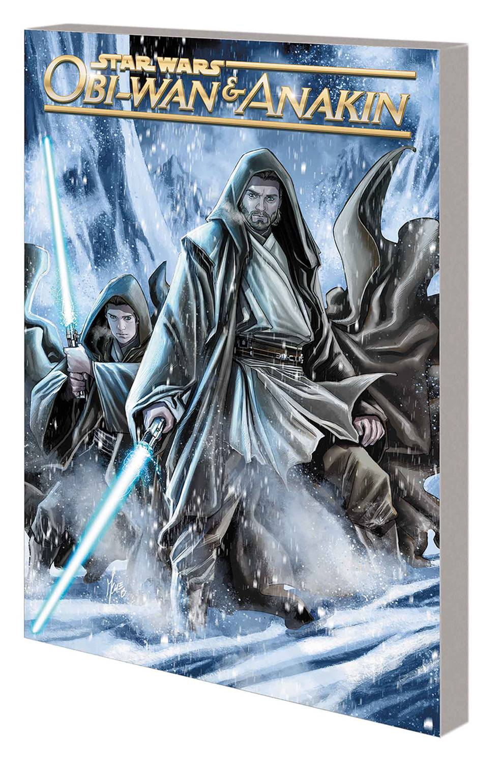 STAR WARS OBI-WAN AND ANAKIN TP