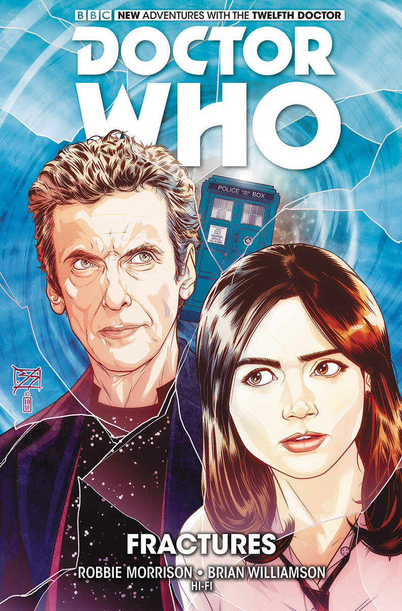 DOCTOR WHO 12TH TP VOL 02 FRACTURES