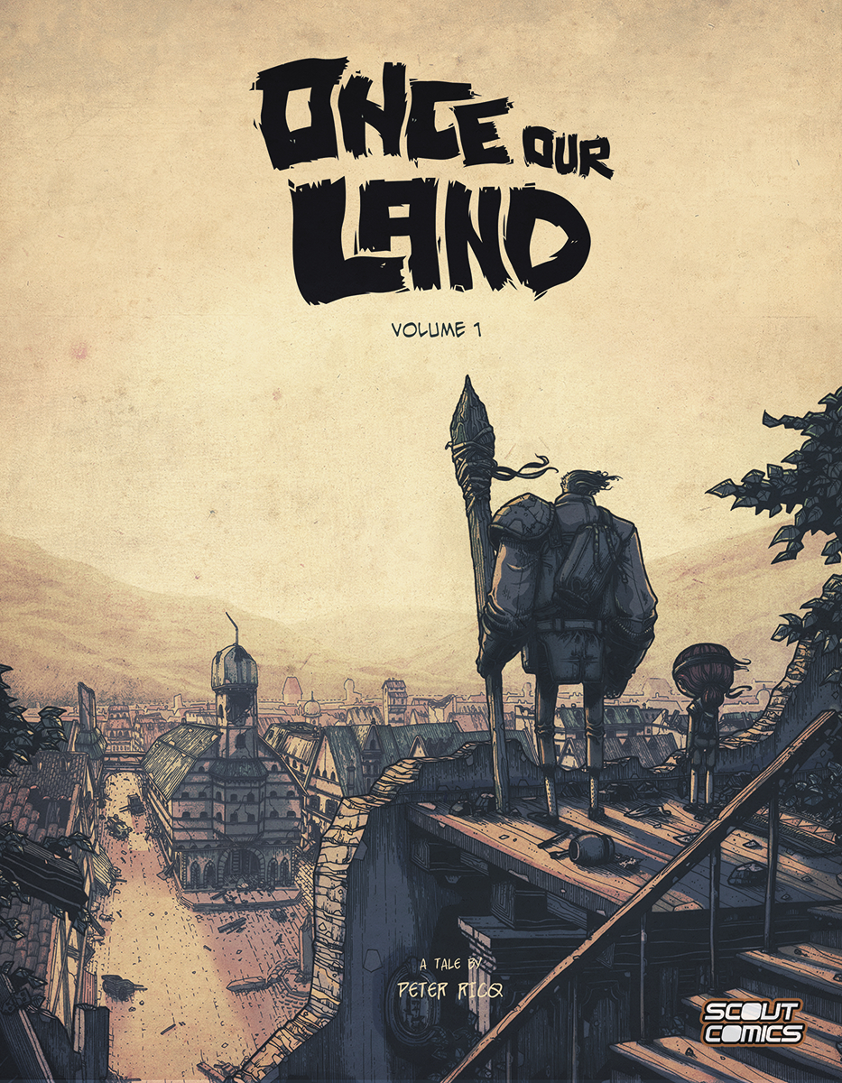 (USE JUN169250) ONCE OUR LAND #1 (OF 2)