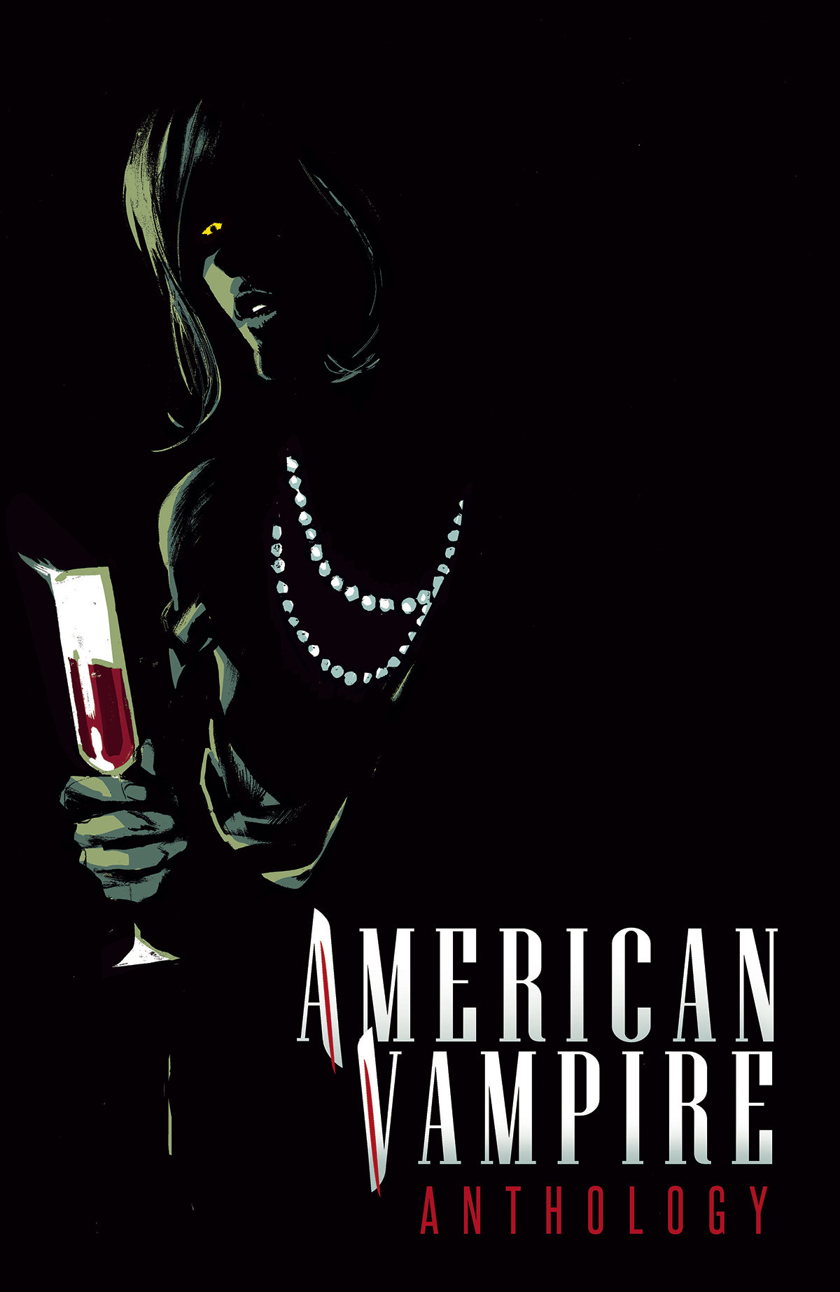 AMERICAN VAMPIRE ANTHOLOGY #2 (RES) (MR)