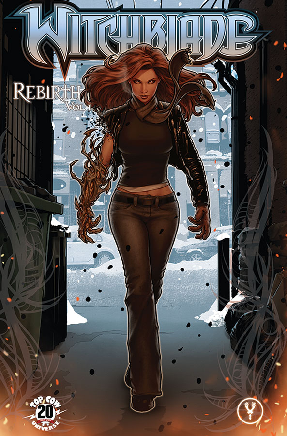 WITCHBLADE REBIRTH TP VOL 1-4 SET