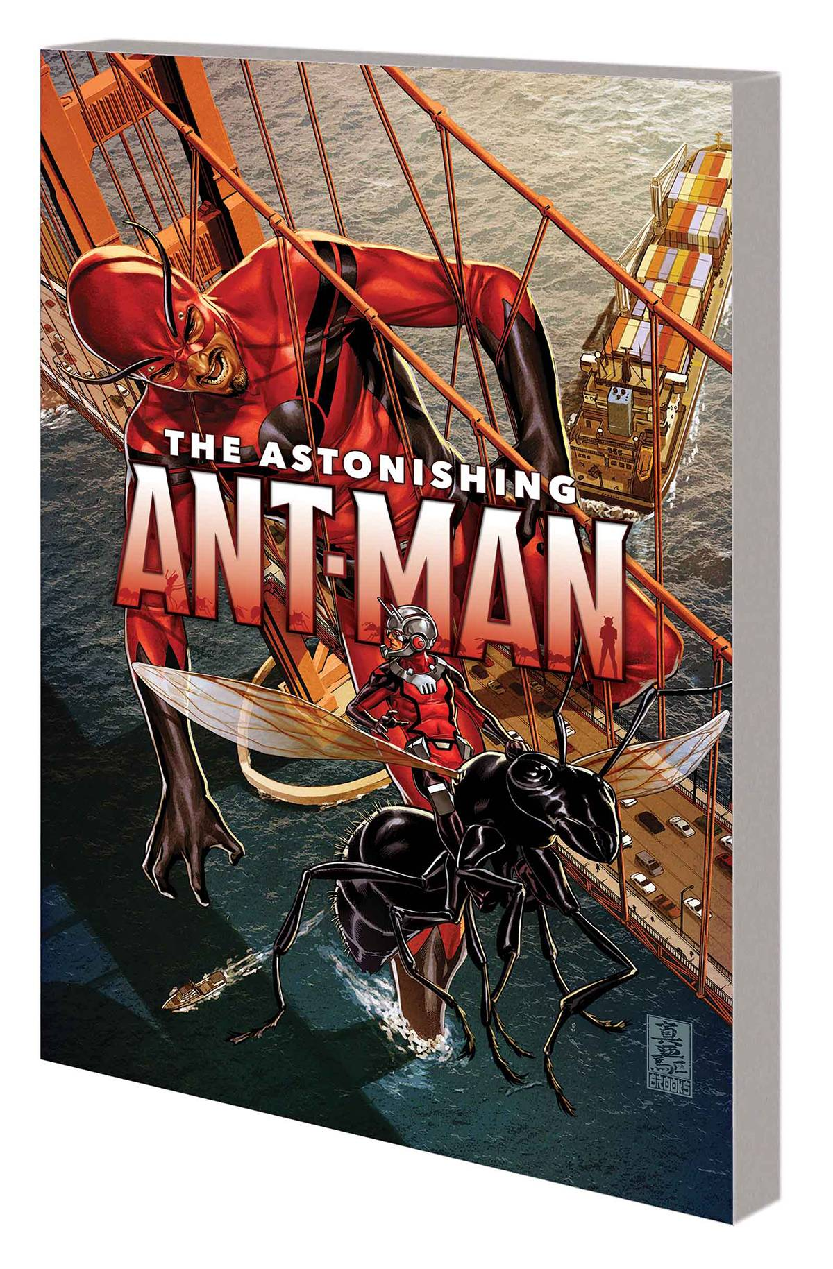 ASTONISHING ANT-MAN TP VOL 02 SMALL TIME CRIMINAL