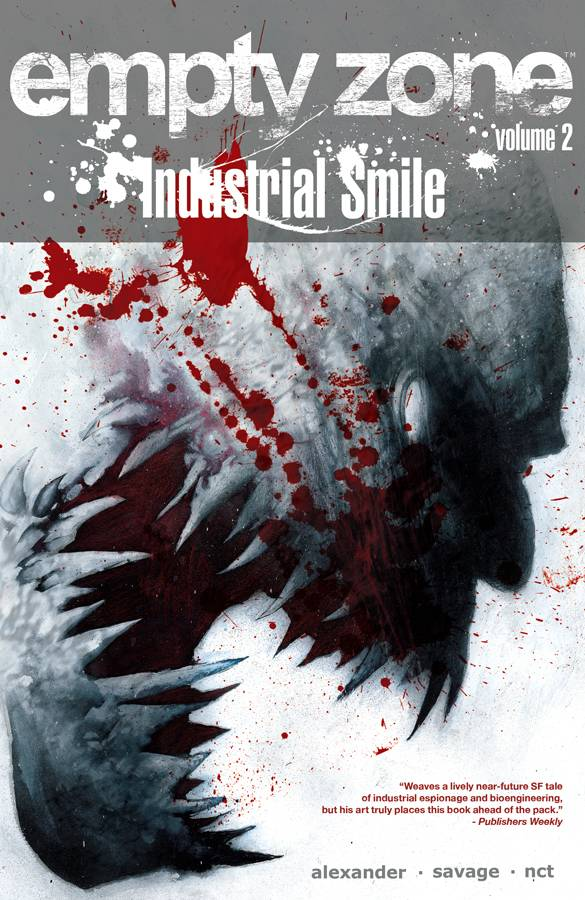 EMPTY ZONE TP VOL 02 INDUSTRIAL SMILE (JUN160714) (MR)