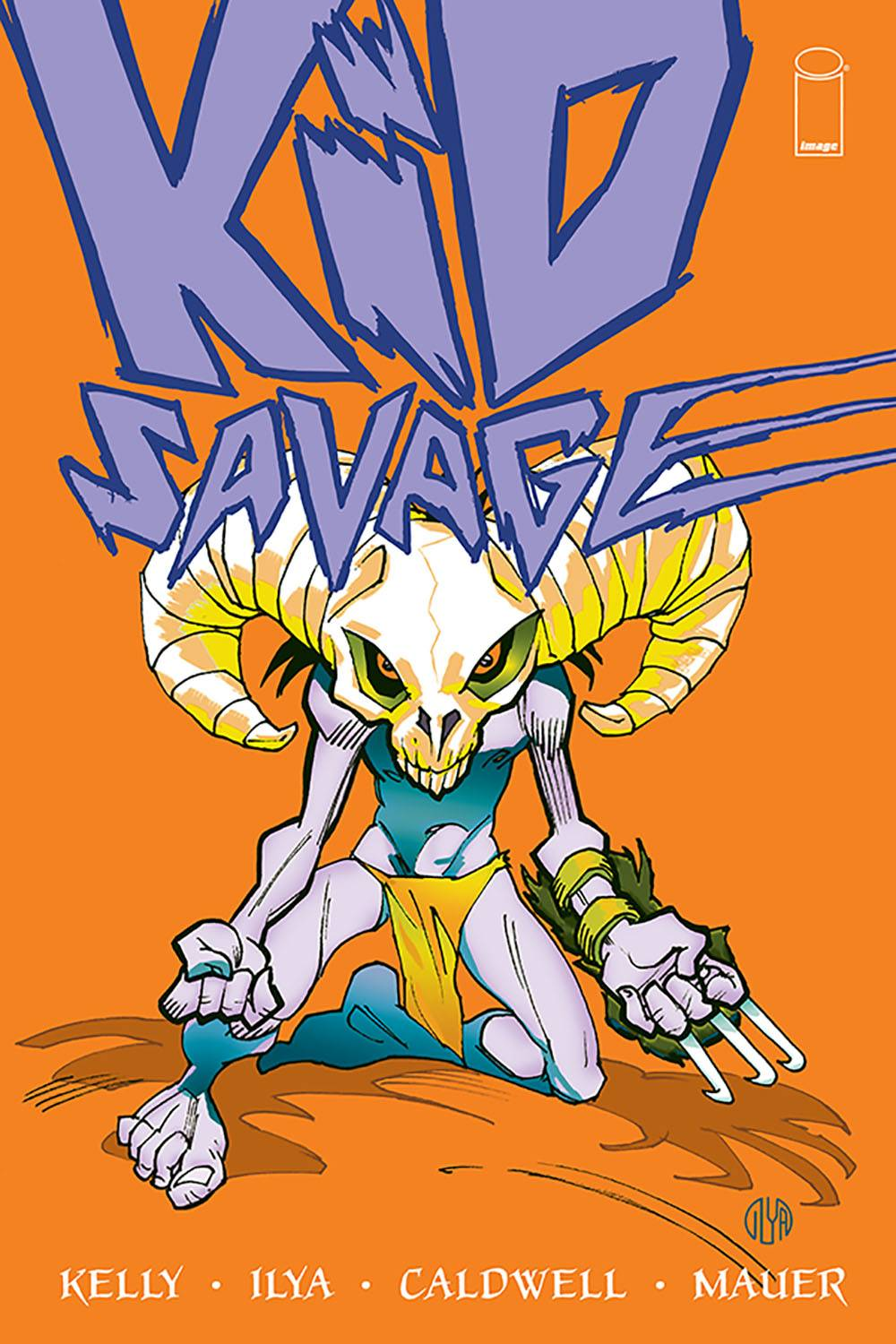 KID SAVAGE TP VOL 01 (FEB170694)