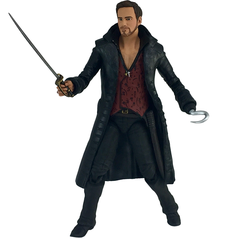 ONCE UPON A TIME HOOK PX ACTION FIGURE