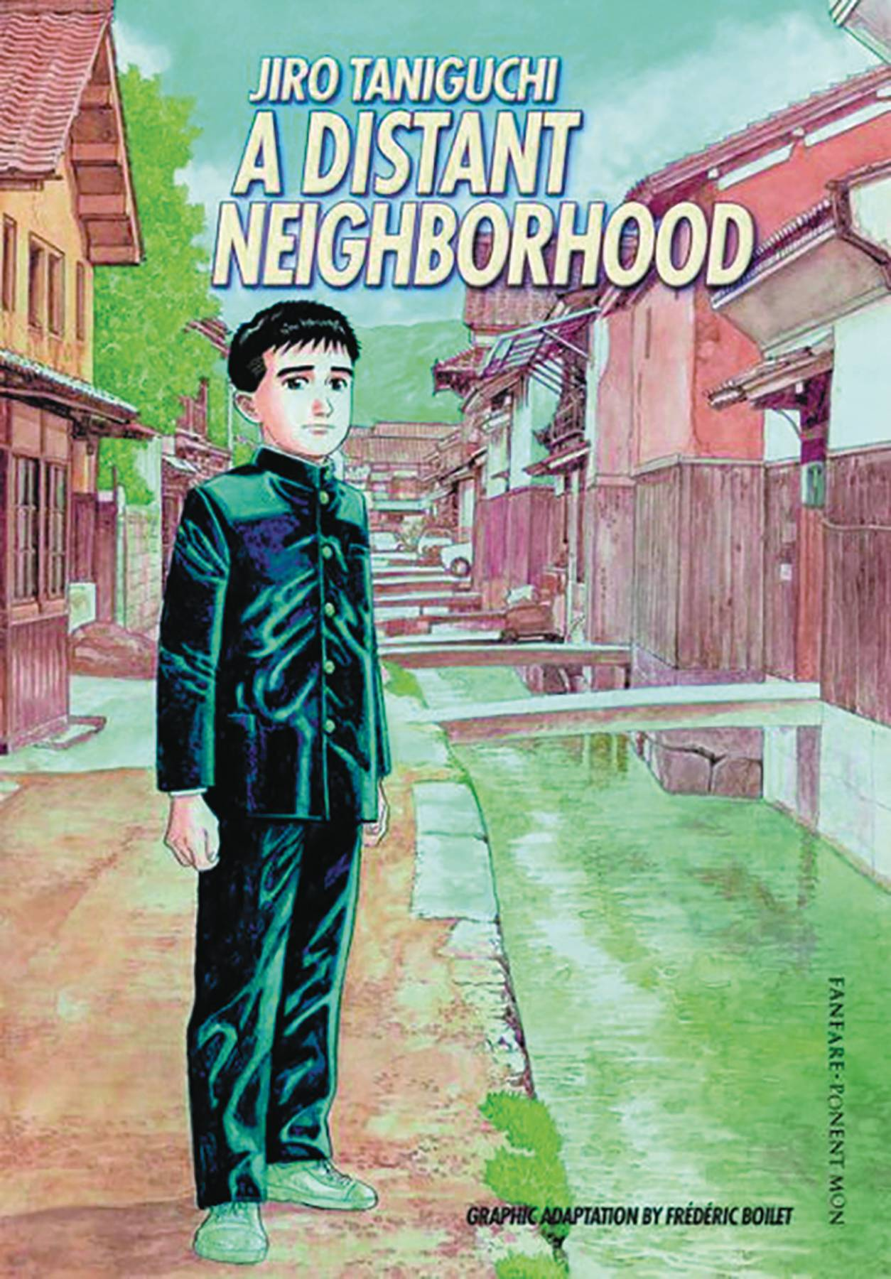DISTANT NEIGHBORHOOD COMPLETE HC