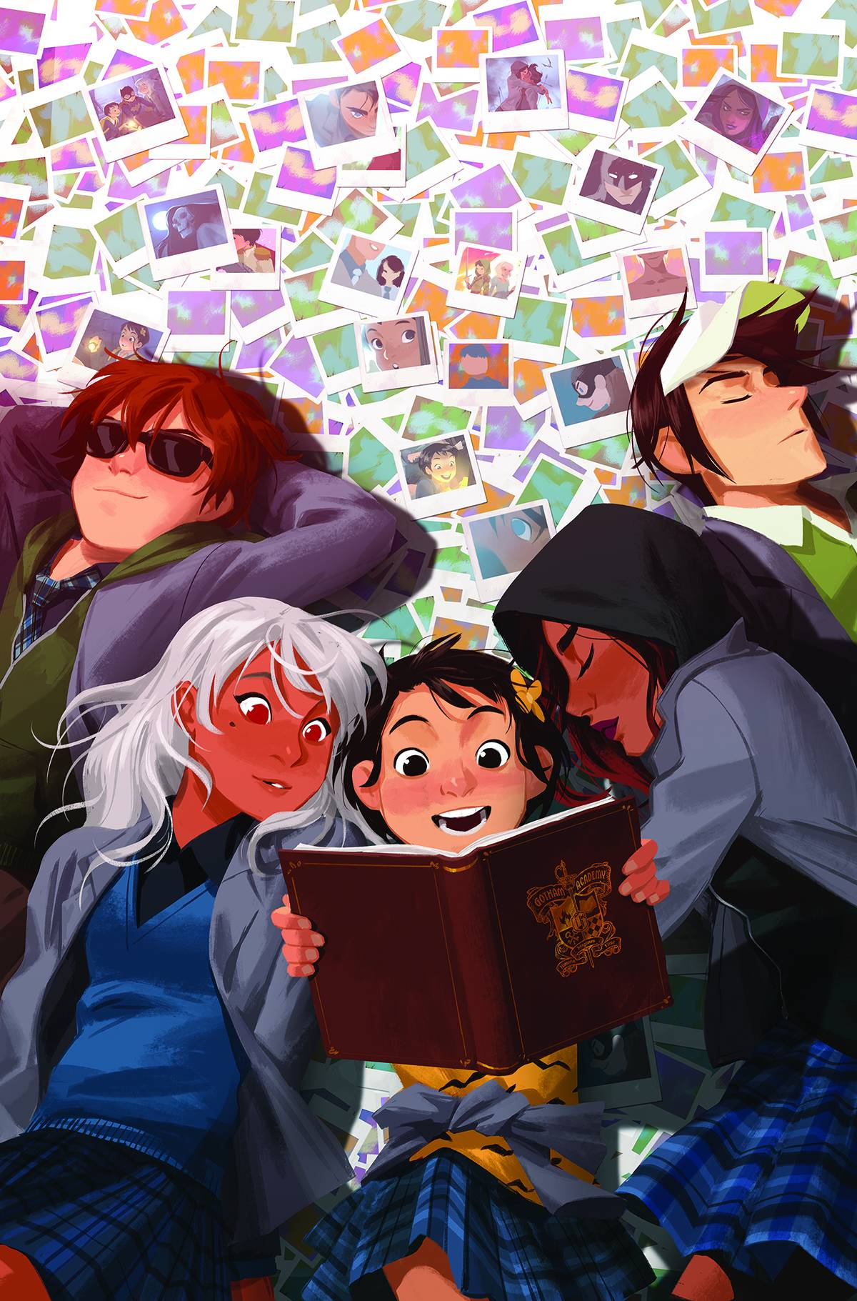 GOTHAM ACADEMY TP VOL 03 YEARBOOK