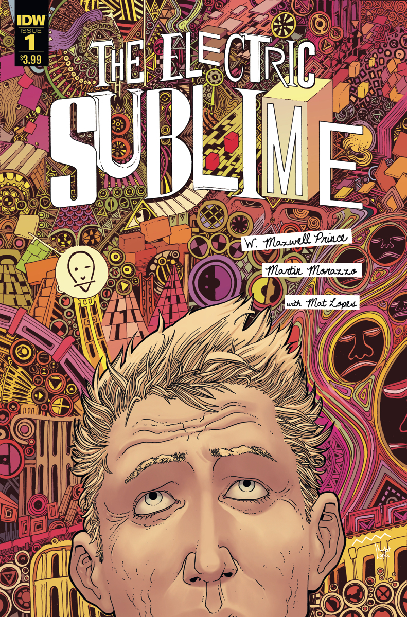 ELECTRIC SUBLIME #1 (OF 4)